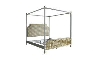 ACME Eastern King Bed - 28857EK