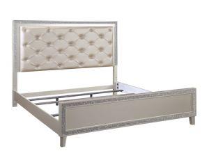 Sliverfluff Queen Bed