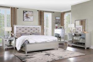 Sliverfluff California King Bed